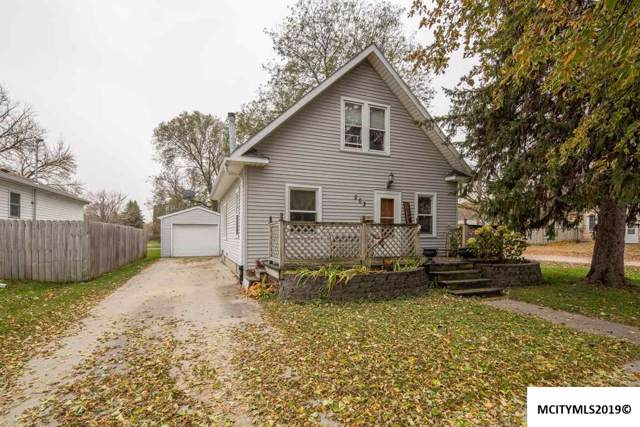 203 21st Se, MASON CITY, IA 50401 (MLS #190992) :: Jane Fischer & Associates
