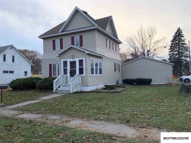 112 N 8th St, NORTHWOOD, IA 50459 (MLS #191075) :: Jane Fischer & Associates