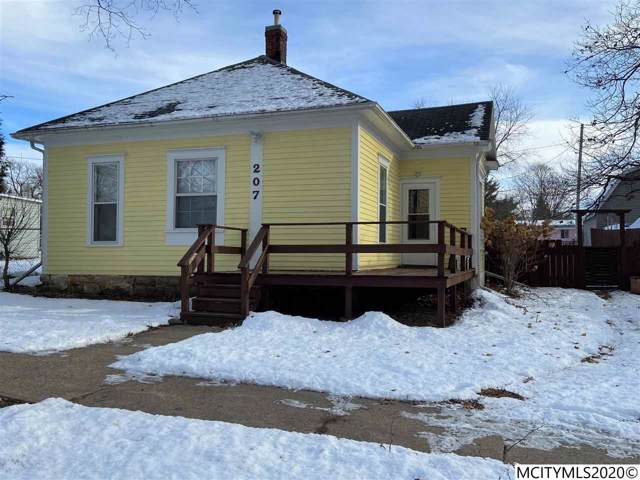 207 N Hawkeye, NORA SPRINGS, IA 50458 (MLS #200007) :: Jane Fischer & Associates