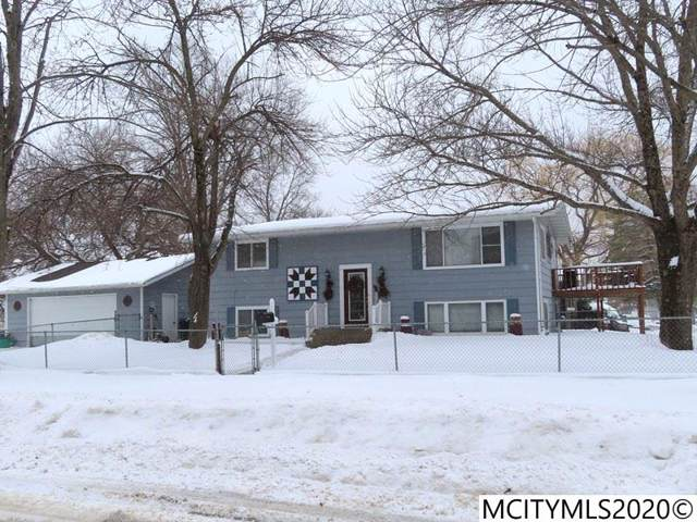 21 16th Nw, MASON CITY, IA 50401 (MLS #200039) :: Jane Fischer & Associates