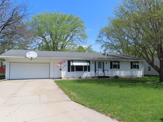 1646 8th Sw, MASON CITY, IA 50401 (MLS #200324) :: Jane Fischer & Associates