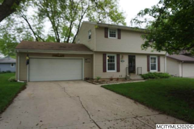 1640 8th Sw, MASON CITY, IA 50401 (MLS #200341) :: Jane Fischer & Associates