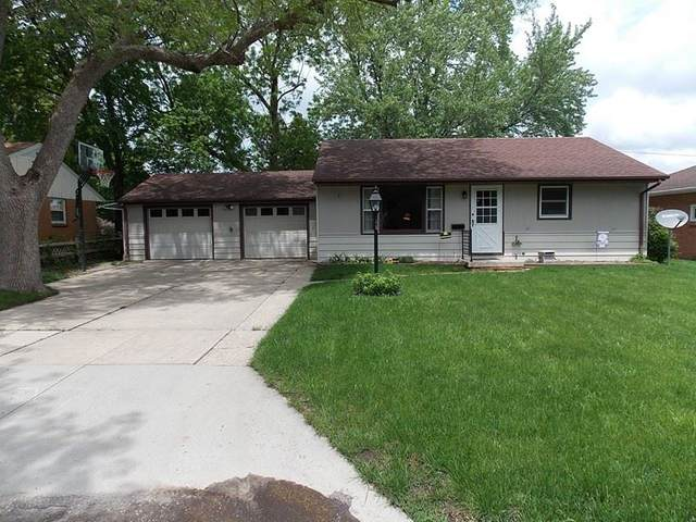 1622 Hillcrest Dr, MASON CITY, IA 50401 (MLS #200363) :: Jane Fischer & Associates