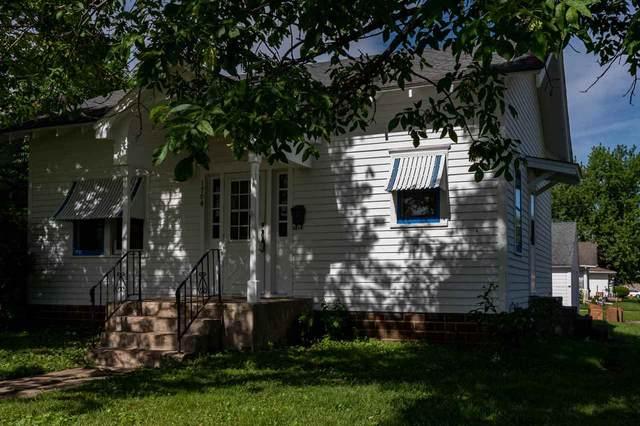 1704 S Pennsylvania, MASON CITY, IA 50401 (MLS #200393) :: Jane Fischer & Associates