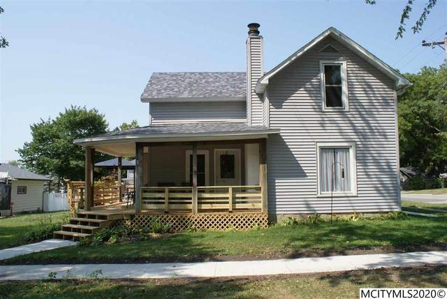 116 N Iowa, NORA SPRINGS, IA 50458 (MLS #200679) :: Jane Fischer & Associates