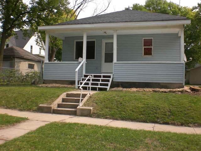 515 N Madison, MASON CITY, IA 50401 (MLS #200735) :: Jane Fischer & Associates