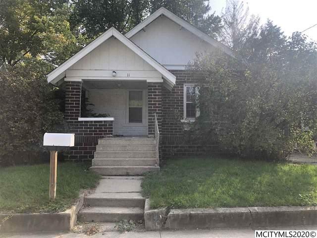 11 S Virginia Ave, MASON CITY, IA 50401 (MLS #200750) :: Jane Fischer & Associates