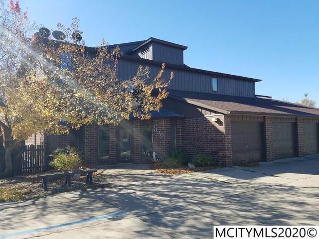630 Briarstone Drive #102, MASON CITY, IA 50401 (MLS #200798) :: Jane Fischer & Associates