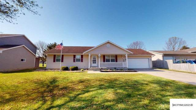 727 S Monroe Ct, MASON CITY, IA 50401 (MLS #210270) :: Jane Fischer & Associates