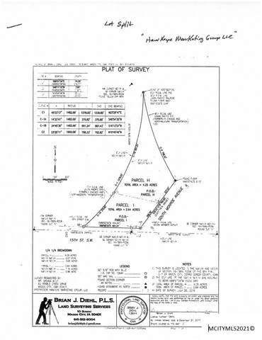 1410 S Monroe, MASON CITY, IA 50401 (MLS #210323) :: Jane Fischer & Associates