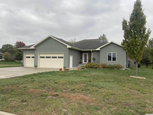 245 Boulder Road, MASON CITY, IA 50401 (MLS #210861) :: Jane Fischer & Associates