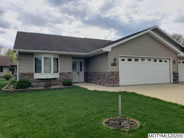 1681 9th Sw, MASON CITY, IA 50401 (MLS #200302) :: Jane Fischer & Associates