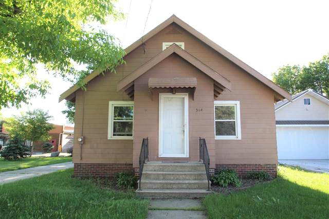 314 S Indiana, MASON CITY, IA 50401 (MLS #200380) :: Jane Fischer & Associates