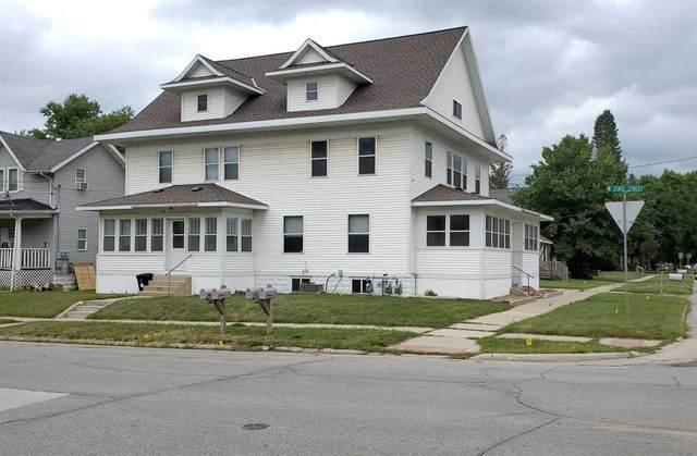4 N Jefferson, MASON CITY, IA 50401 (MLS #200609) :: Jane Fischer & Associates