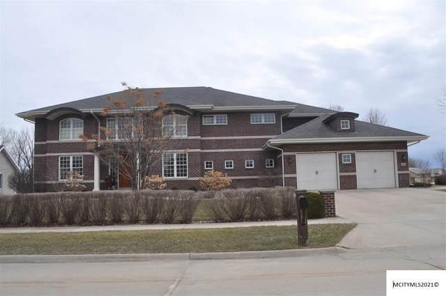 165 Pebble Creek Dr, MASON CITY, IA 50401 (MLS #210173) :: Jane Fischer & Associates