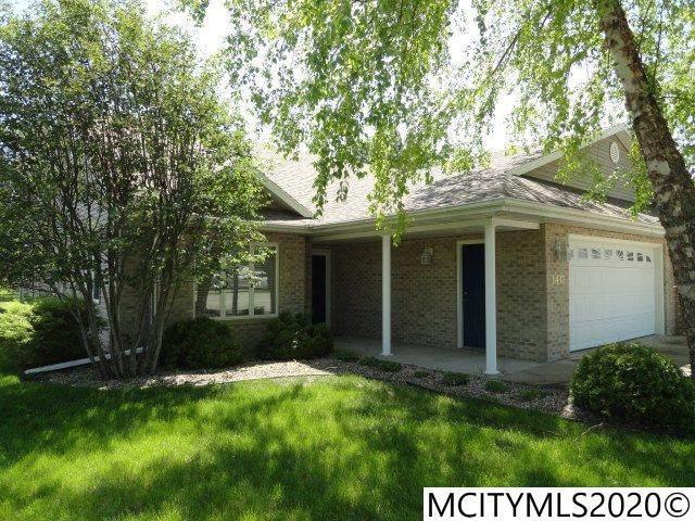 1437 Birch Drive, MASON CITY, IA 50401 (MLS #200397) :: Jane Fischer & Associates