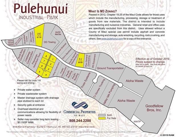 0 Off Mokulele Hwy Lot 2-J (307 No, Puunene, HI 96784 (MLS #372384) :: Coldwell Banker Island Properties