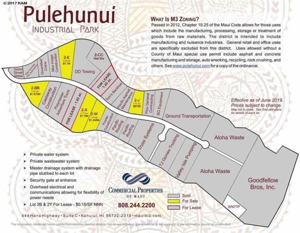 0 Off Mokulele Hwy Lot 2-W (246 No, Puunene, HI 96784 (MLS #372398) :: Maui Estates Group
