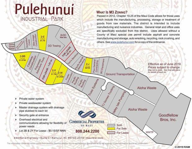 0 Off Mokulele Hwy Lot 2-Bb (120 N, Puunene, HI 96784 (MLS #372403) :: Maui Estates Group