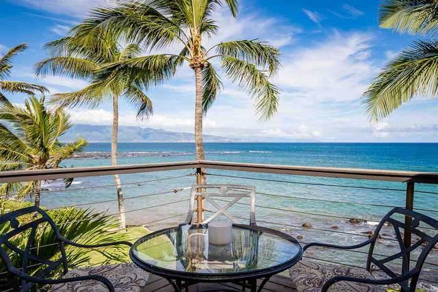 525 Hana Hwy A B C, Paia, HI 96779 (MLS #388588) :: Corcoran Pacific Properties