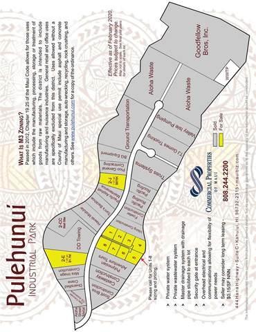 0 Off Mokulele Hwy Lot 2-E (181 No, Puunene, HI 96784 (MLS #372379) :: Elite Pacific Properties LLC