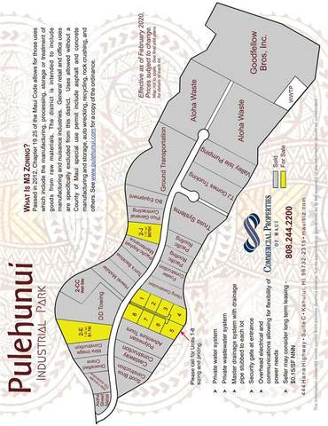 0 Off Mokulele Hwy Lot 2-J (307 No, Puunene, HI 96784 (MLS #372384) :: Maui Estates Group