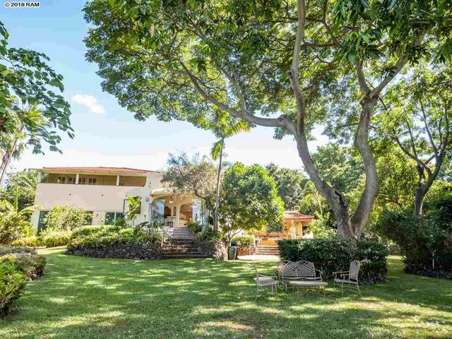 115 Kaimanu Pl, Kihei, HI 96753 (MLS #380627) :: Keller Williams Realty Maui