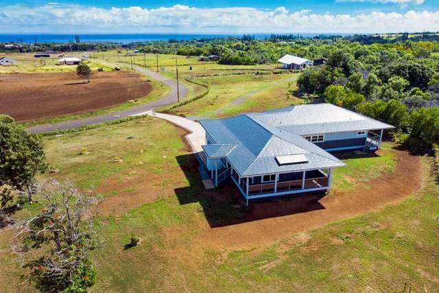 668 Kauaheahe Pl, Haiku, HI 96708 (MLS #387821) :: Keller Williams Realty Maui