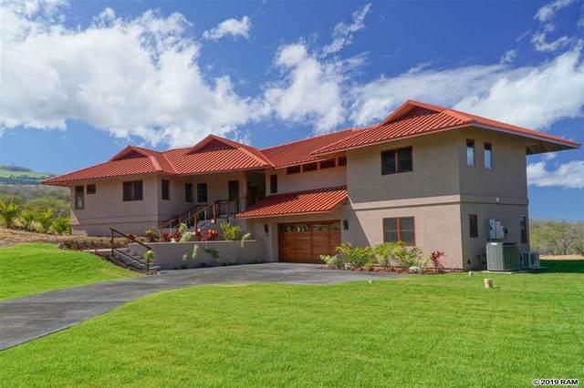 576 Kumulani Dr, Kihei, HI 96753 (MLS #381492) :: Corcoran Pacific Properties