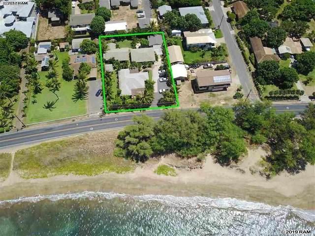 221 S Kihei Rd, Kihei, HI 96753 (MLS #383858) :: Maui Estates Group