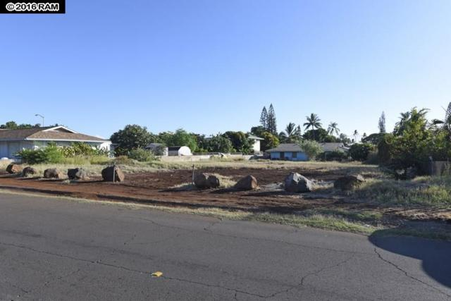 Wainee St, Lahaina, HI 96761 (MLS #369841) :: Elite Pacific Properties LLC