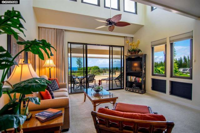 500 Kapalua Dr 26T8, Lahaina, HI 96761 (MLS #371029) :: Elite Pacific Properties LLC