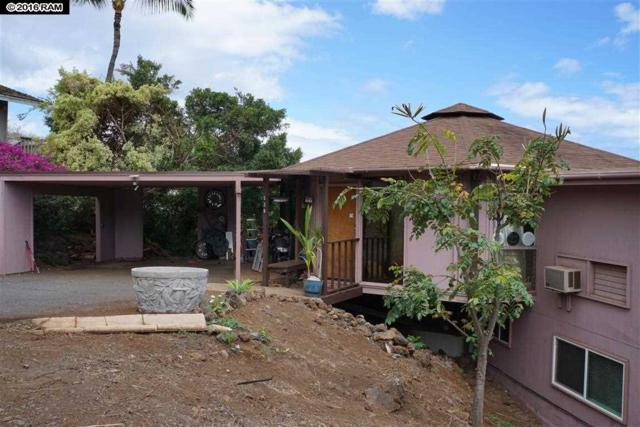 539 Kupulau Dr, Kihei, HI 96753 (MLS #371100) :: Island Sotheby's International Realty