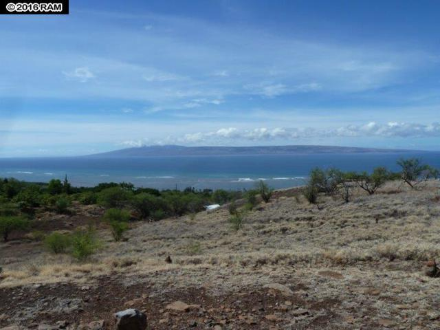 527 Uluanui Rd #130, Kaunakakai, HI 96748 (MLS #371450) :: Elite Pacific Properties LLC