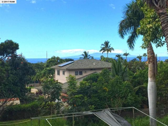 543 Mikioi Pl, Kihei, HI 96753 (MLS #373419) :: Island Sotheby's International Realty