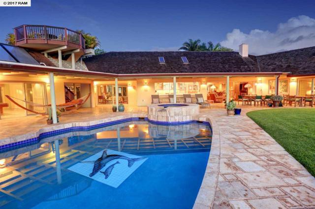 100 Kaimanu Pl, Kihei, HI 96753 (MLS #373762) :: Island Sotheby's International Realty