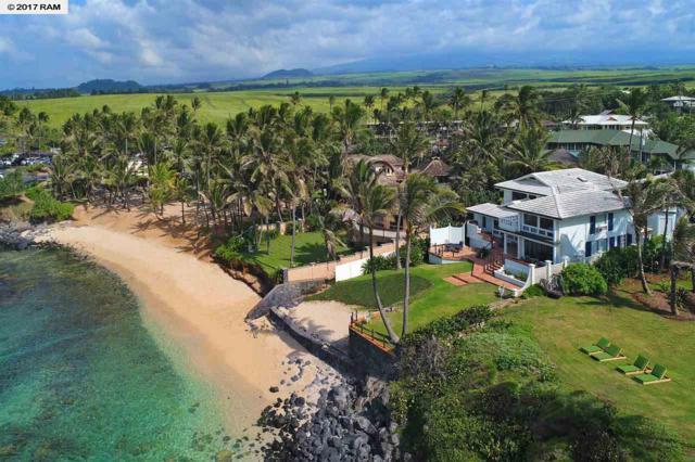 131 Aleiki Pl, Paia, HI 96779 (MLS #373812) :: Island Sotheby's International Realty