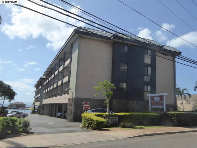 20 Hauoli St #404, Wailuku, HI 96793 (MLS #373871) :: Island Sotheby's International Realty