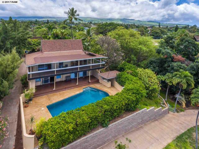 3326 Mapu Pl, Kihei, HI 96753 (MLS #373875) :: Island Sotheby's International Realty
