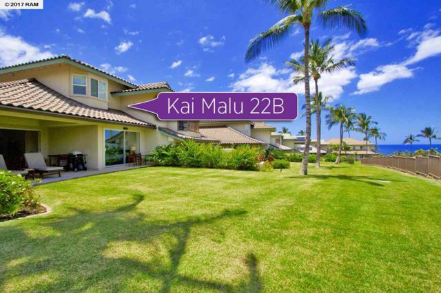 56 Kai La Pl 22B, Kihei, HI 96753 (MLS #374013) :: Elite Pacific Properties LLC