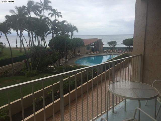 4365 Lower Honoapiilani Rd #217, Lahaina, HI 96761 (MLS #374039) :: Elite Pacific Properties LLC