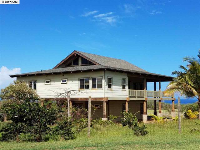 499 Pa Loa Loop, Maunaloa, HI 96770 (MLS #374084) :: Island Sotheby's International Realty