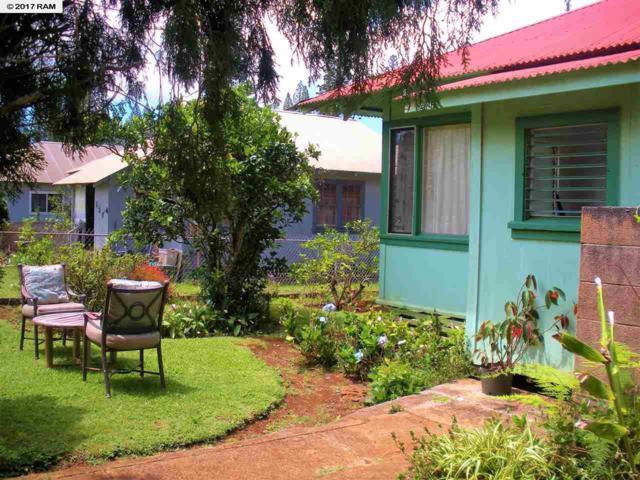 529 Ilima Ave, Lanai City, HI 96763 (MLS #374160) :: Island Sotheby's International Realty