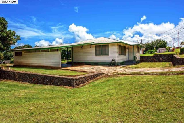 56 Haaheo Pl, Pukalani, HI 96768 (MLS #374196) :: Island Sotheby's International Realty