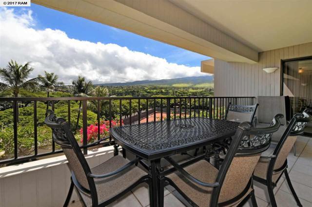 50 Nohea Kai Dr 2-604, Lahaina, HI 96761 (MLS #374227) :: Maui Estates Group