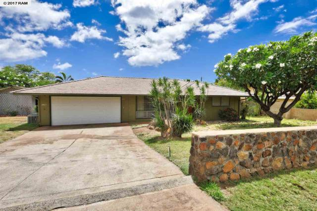 3296 Kehala Dr Lot 171, Kihei, HI 96753 (MLS #374368) :: Island Sotheby's International Realty
