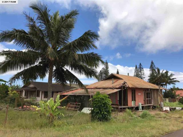 1305 Lanai Ave, Lanai City, HI 96763 (MLS #374389) :: Island Sotheby's International Realty