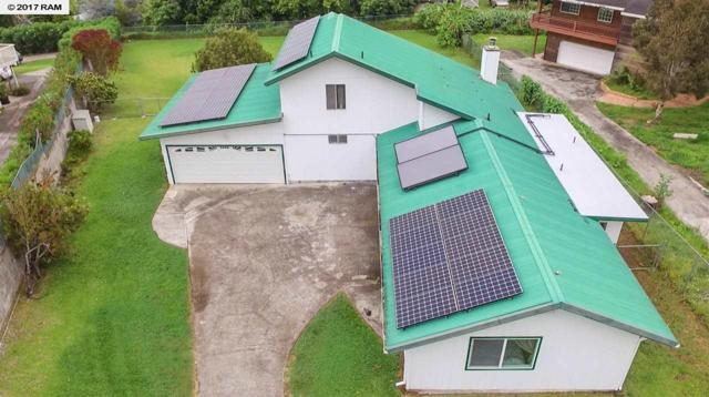 40 Kaui Pl, Kula, HI 96790 (MLS #374468) :: Island Sotheby's International Realty