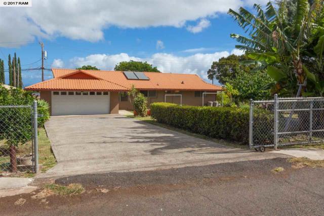 19 Loha St, Pukalani, HI 96768 (MLS #374476) :: Island Sotheby's International Realty