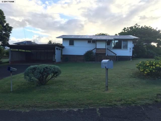 998 Makani Rd 10-A, Makawao, HI 96768 (MLS #374480) :: Island Sotheby's International Realty